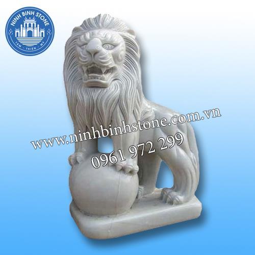 Sư tử đá 016