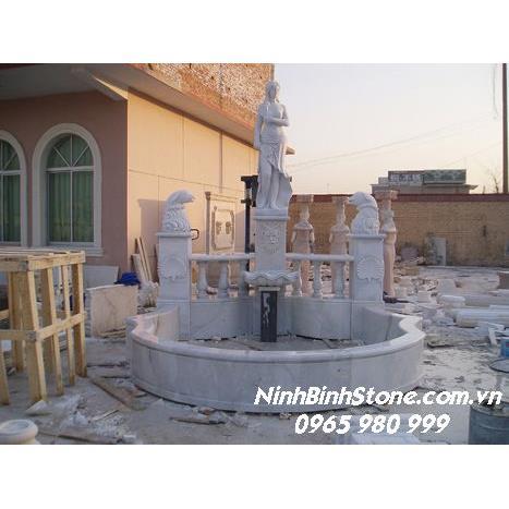 Mẫu Đài Phun Nước NBPN-09