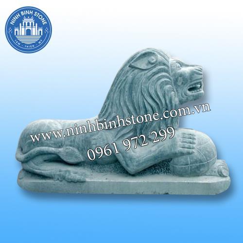 Sư tử đá 017