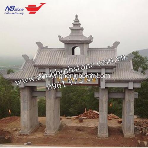 Cổng Tam Quan Đá NBS-CTQ14
