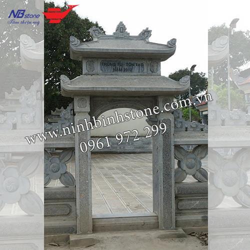 Cổng Tam Quan Đá NBS-CTQ15
