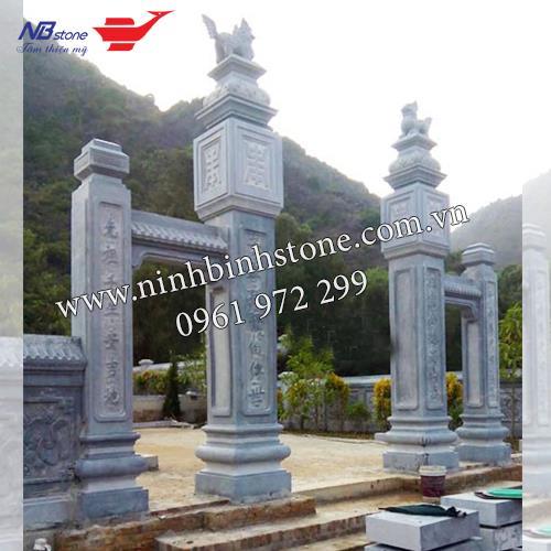Cổng Tam Quan Đá NBS-CTQ16