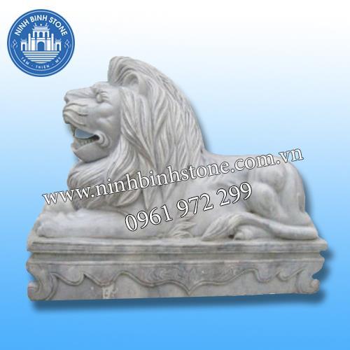 Sư tử đá 019