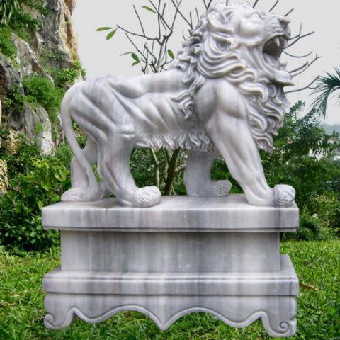 Sư tử đá 04