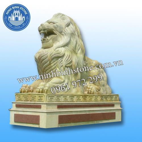 Sư tử đá 020