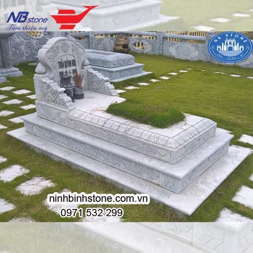 Mẫu Mộ Đá Tam Sơn NBS - ĐTS 10