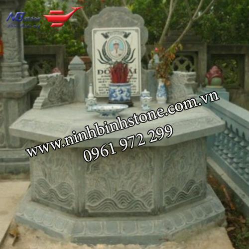 Mẫu Mộ Lục Lăng Bằng Đá NBLL01