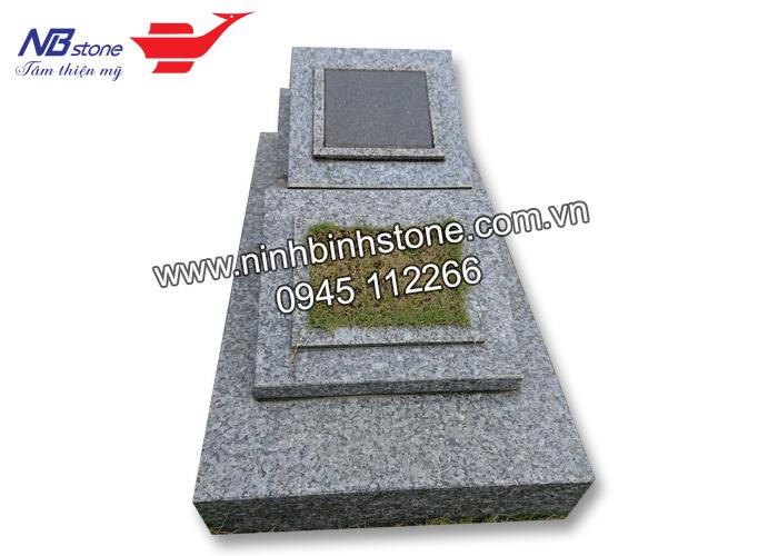 Mộ ốp đá hoa cương NBS-HC050