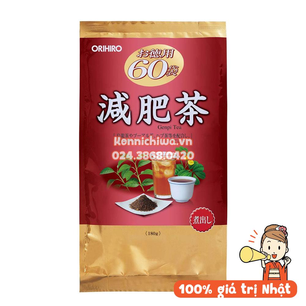 tra-thao-duoc-giam-mo-bung-orihiro-genpi-tea-60-goi