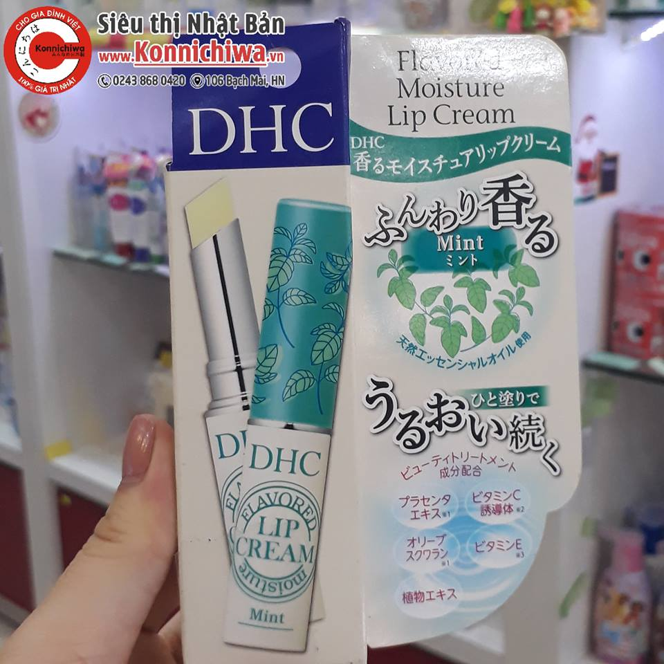 son-duong-dhc-flavored-moisture