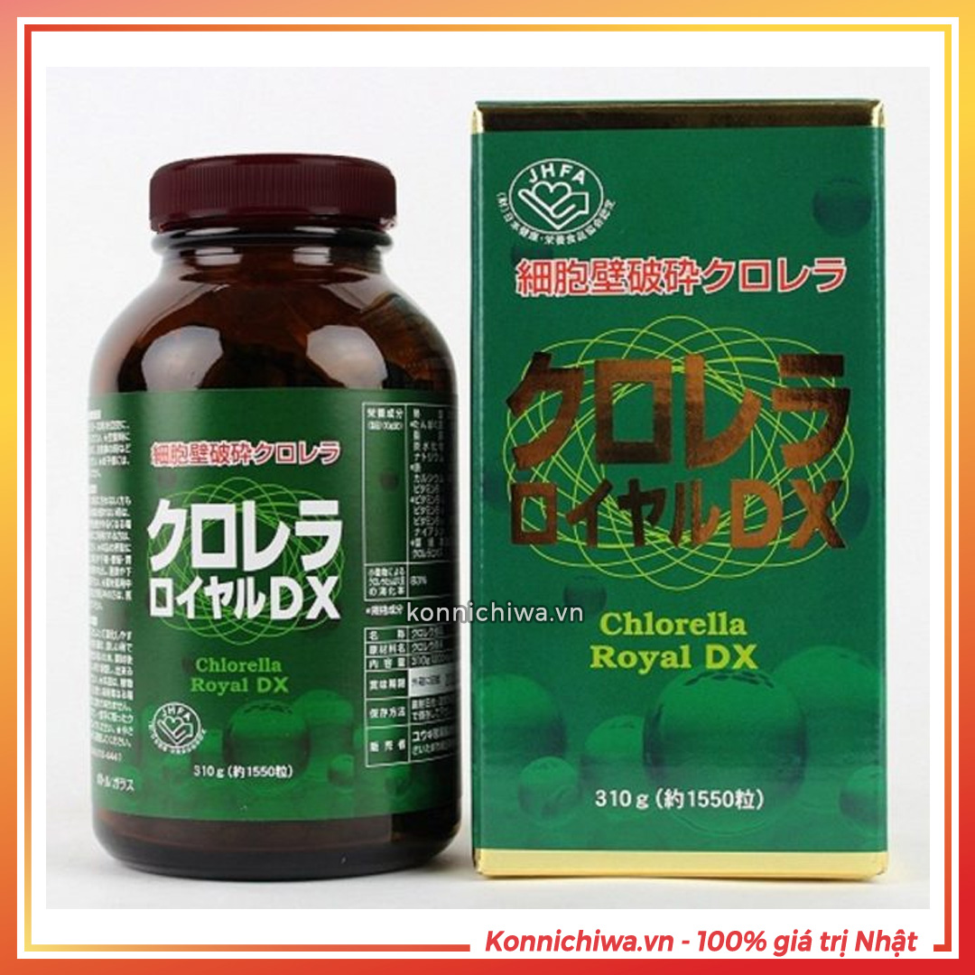 tao-luc-hoang-gia-nhat-ban-chlorella-royal-dx-1550-vien