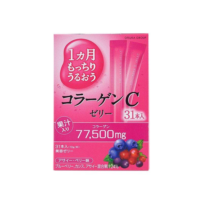 thach-tinh-chat-nhau-thai-otsuka-skin-c-jelly-132-000mg-31-thanh