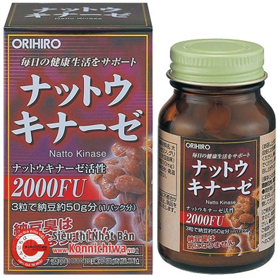 vien-uong-chong-dot-quy-orihiro-natto-kinase-2000fu-60v