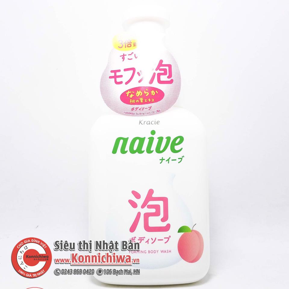 sua-tam-naive-huong-dao-chai-tao-bot-500ml