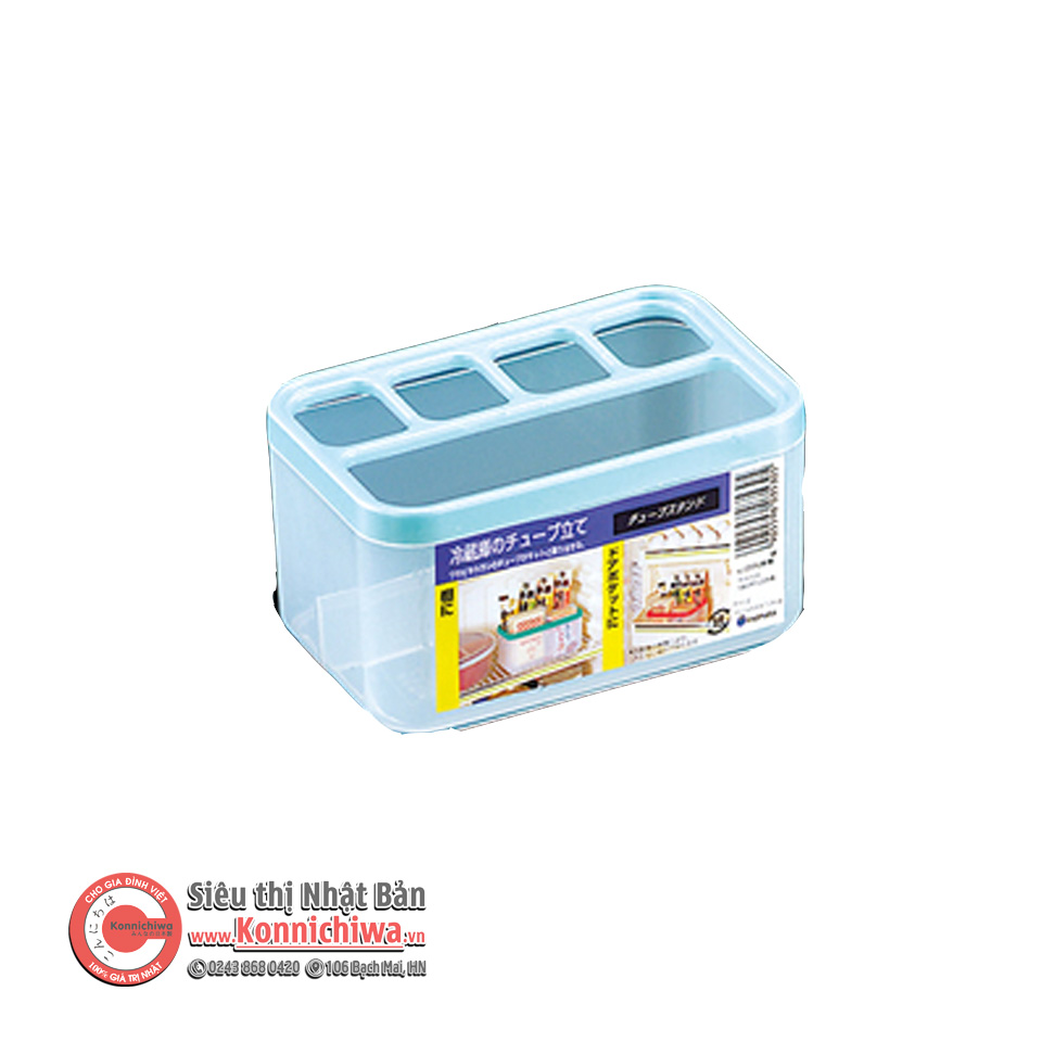 hop-dung-co-vach-ngan-inomata-vien-xanh-131x84x72mm