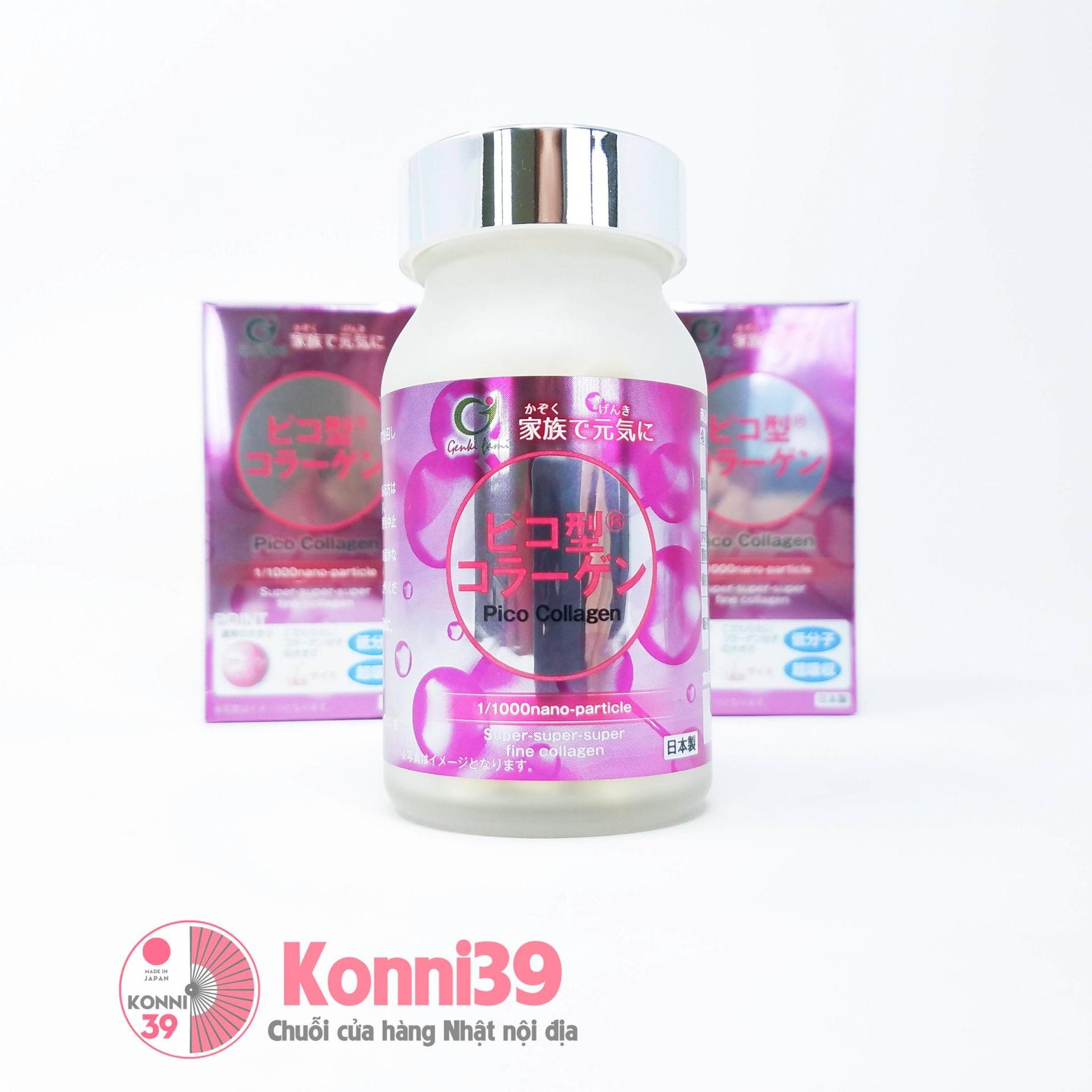 genki-fami-pico-collagen-hop-180v