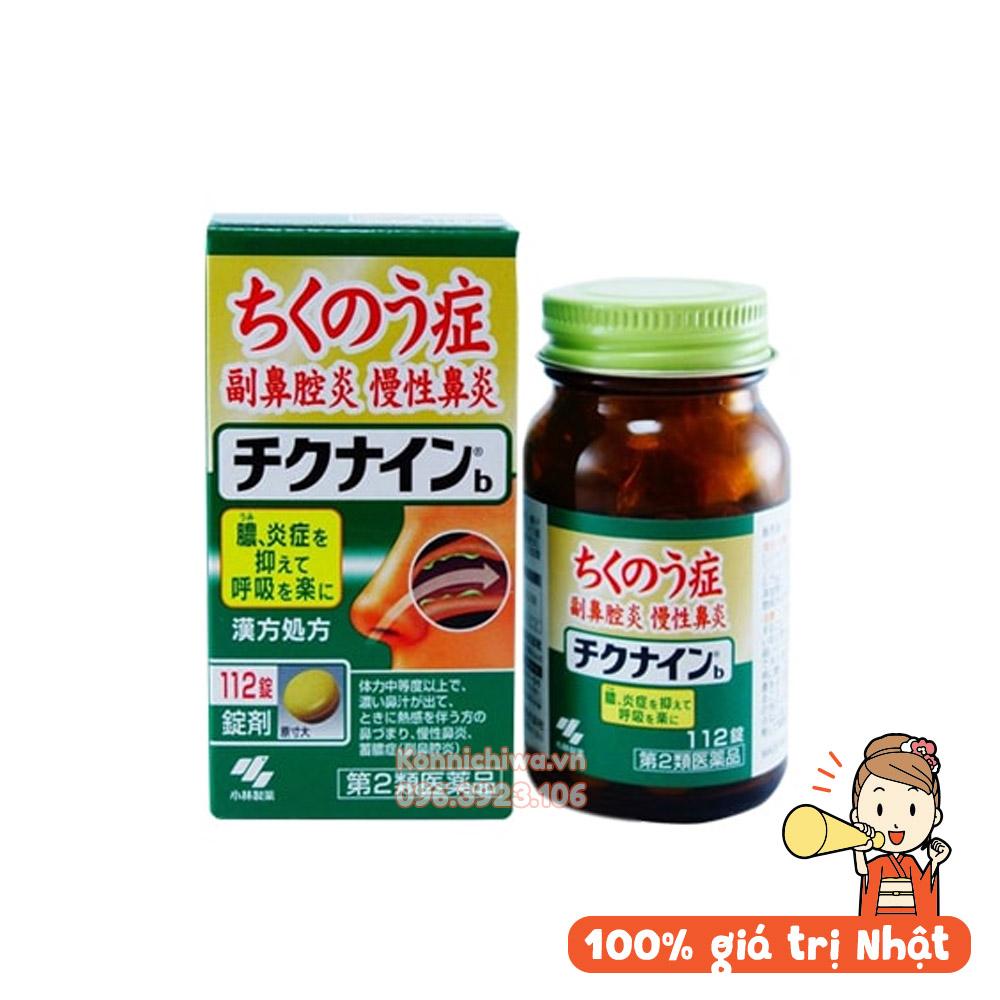 thuoc-tri-viem-xoang-kobayashi-chikunain-56-vien