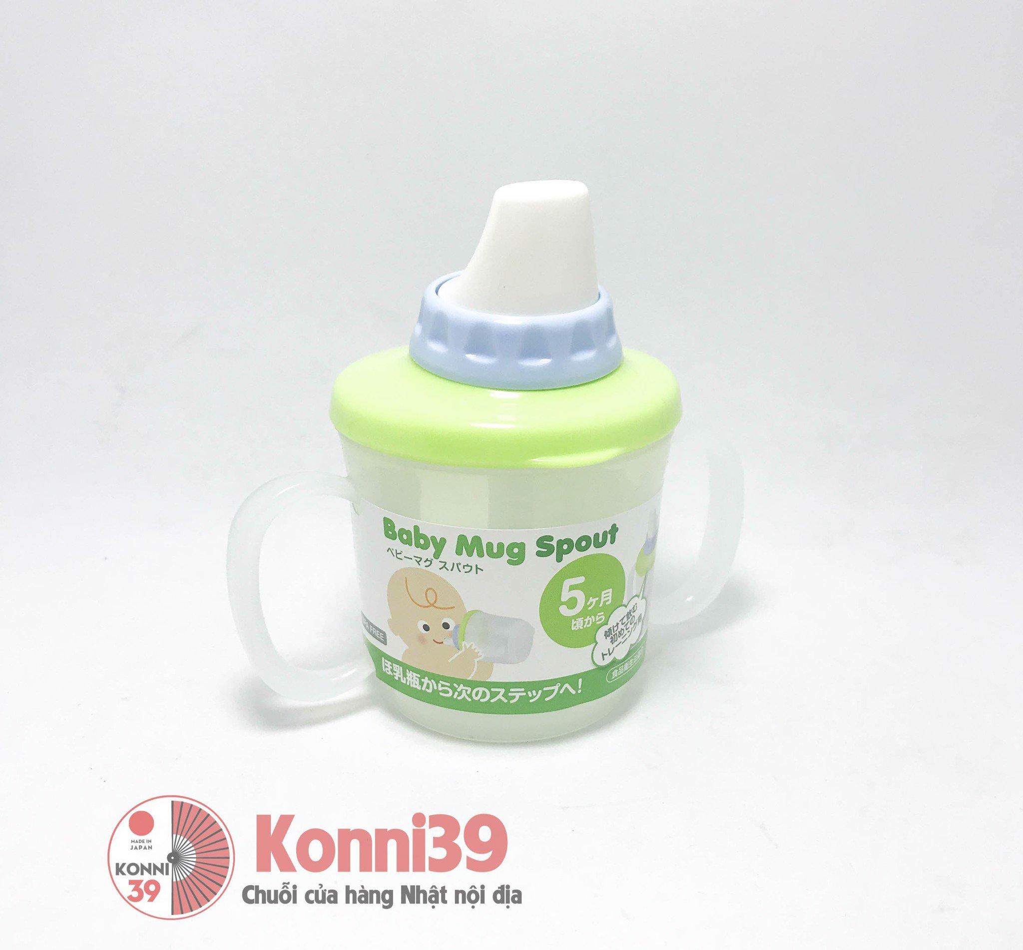coc-tap-uong-inomata-230ml-xanh