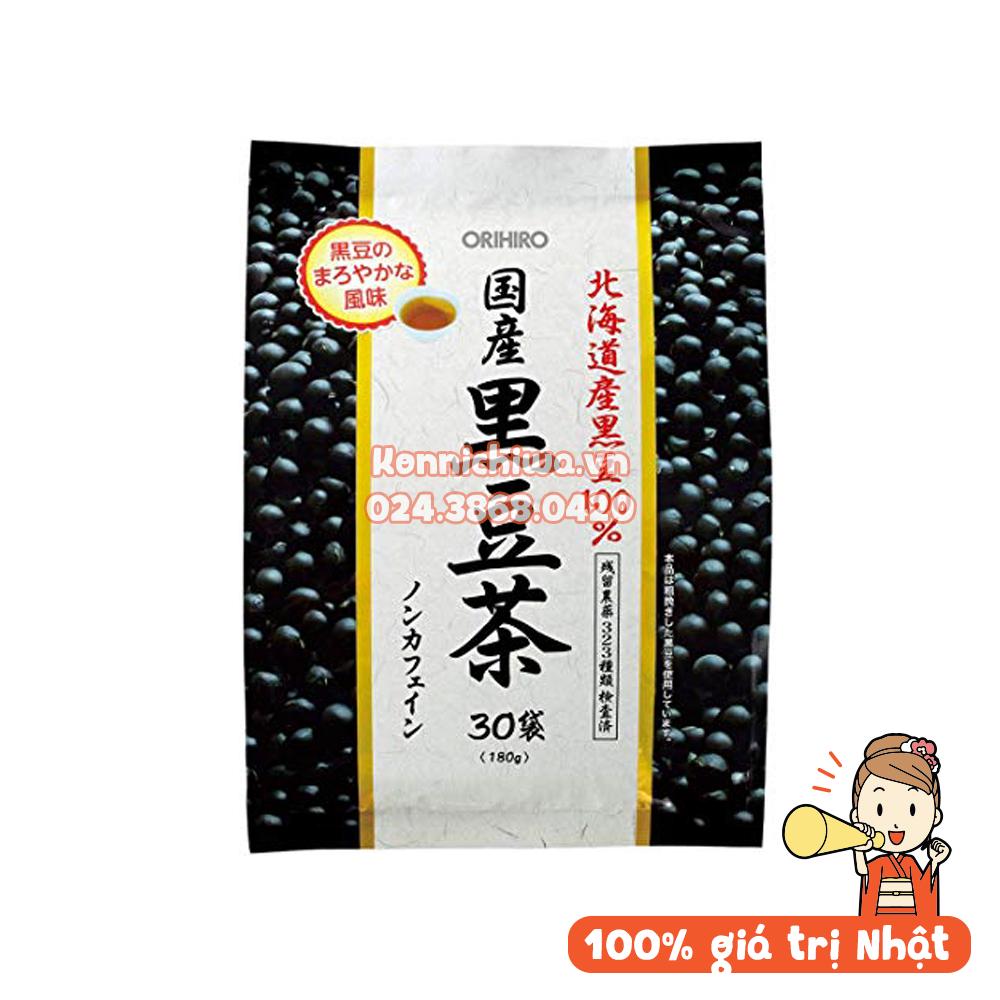 tra-tui-loc-dau-den-nguyen-chat-tot-cho-suc-khoe-orihiro-30-goi-180g