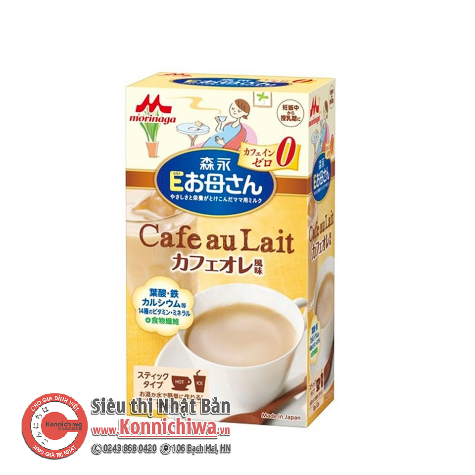 sua-bau-morinaga-hop-12-thanh-nau-vang-cafe