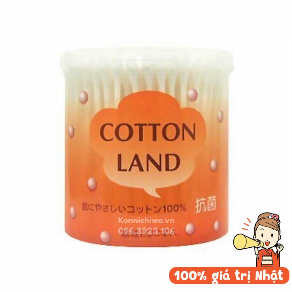 tam-bong-cotton-land-hop-nhua-200-chiec