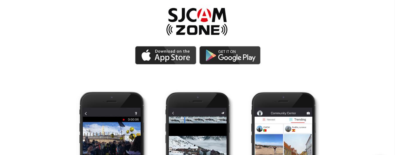 SJCAM SJ9 STRIKE - Camera hành trình SJ9 Strike