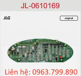 Bảng mạch điều khiển xe JLG 3394RT, 4394RT, M3369, M4069, 3369LE