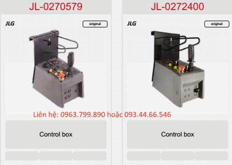 Hộp điều khiển xe nâng người JLG 3369LE, 4069LE, 3394RT, 4394RT
