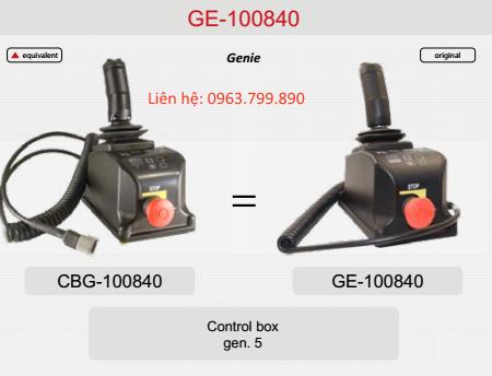 Hộp điều khiển xe nâng người genie GS1932, GS2032, GS2646, GS3246