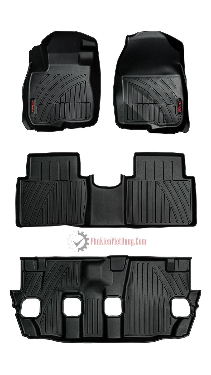 Thảm trải sàn TPO/TPV cho xe Honda CRV