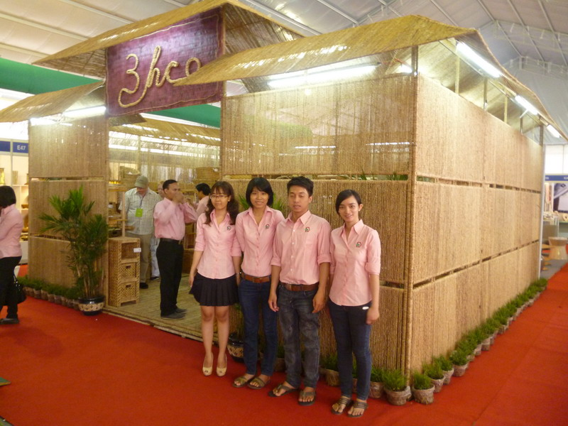 Our stand in Life Style April, 2012