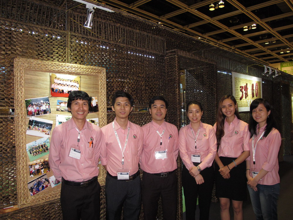 Our stand in HK fair 2014