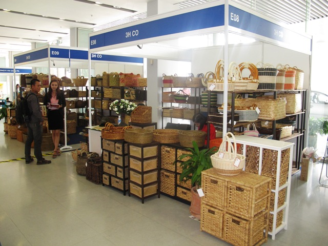 Our stand in Vifa fairs 2014