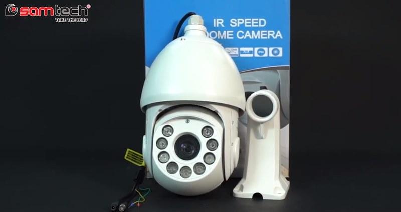 Camera giám sát PTZ là gì? Samtech có những loại nào?