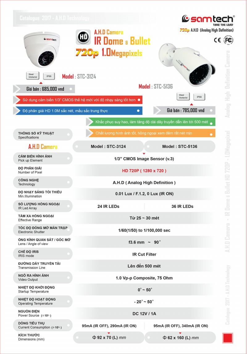 Catalogue Samtech 2016 - Trang 11