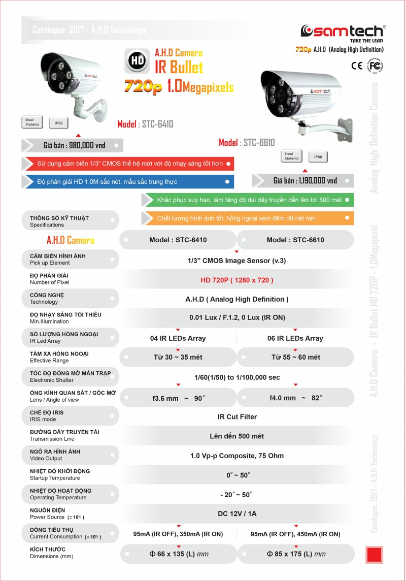 Catalogue Samtech 2016 - Trang 13