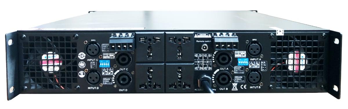 Công suất AAP D-4600