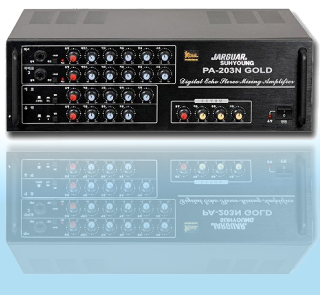 AMPLY JARGUAR SUHYOUNG PA-203N GOLD
