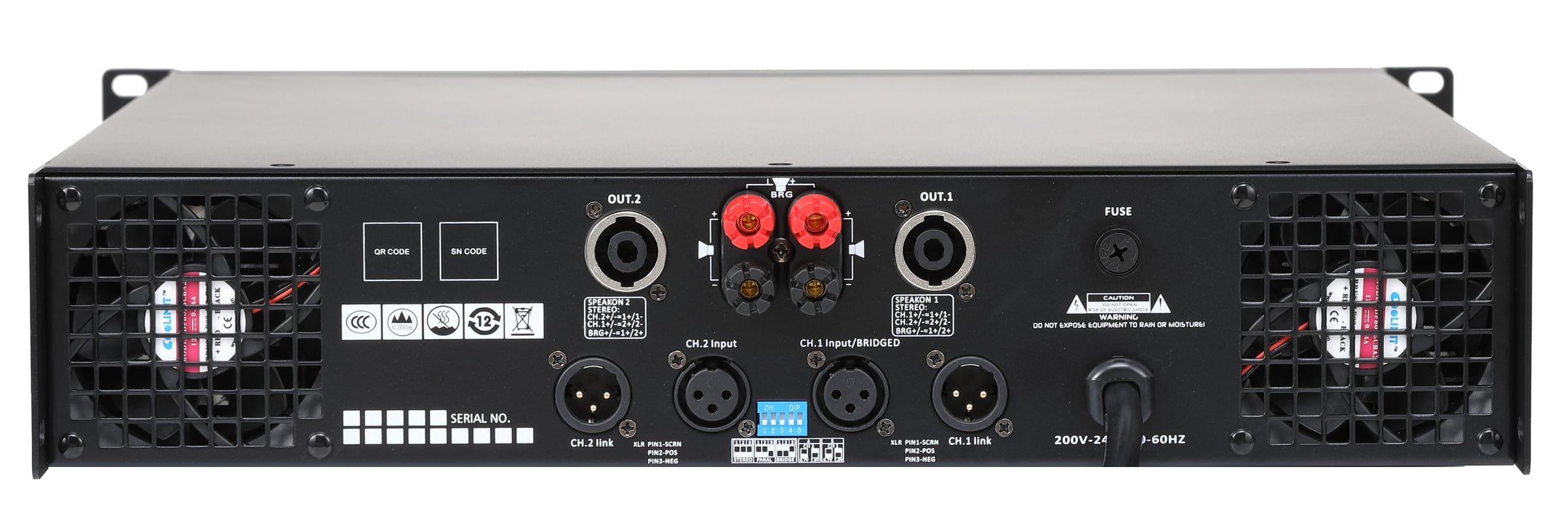 Công suất AAP DX-4002
