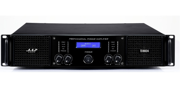 Công suất AAP TD-8004