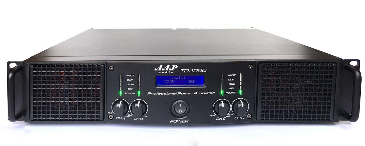 Công suất AAP TD 1000