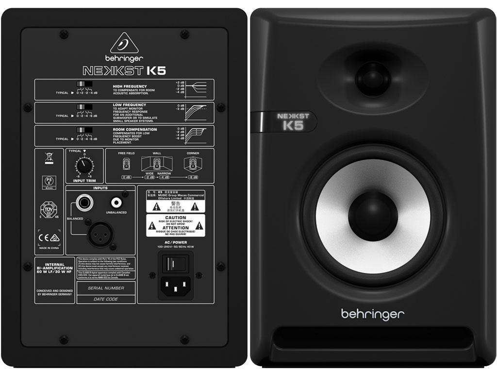 Loa monitor Behringer K5