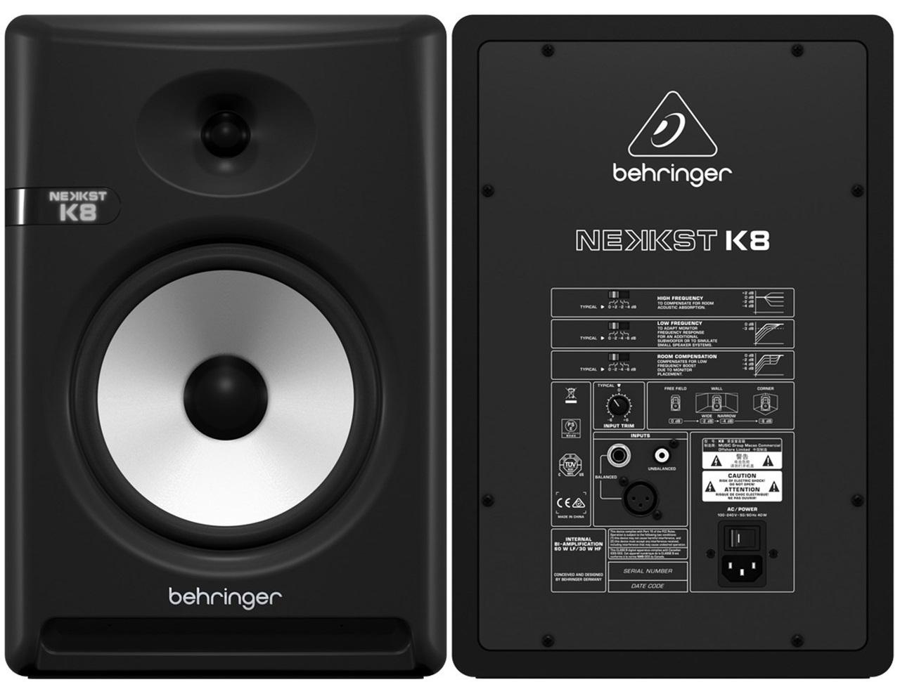 Loa monitor Behringer K8