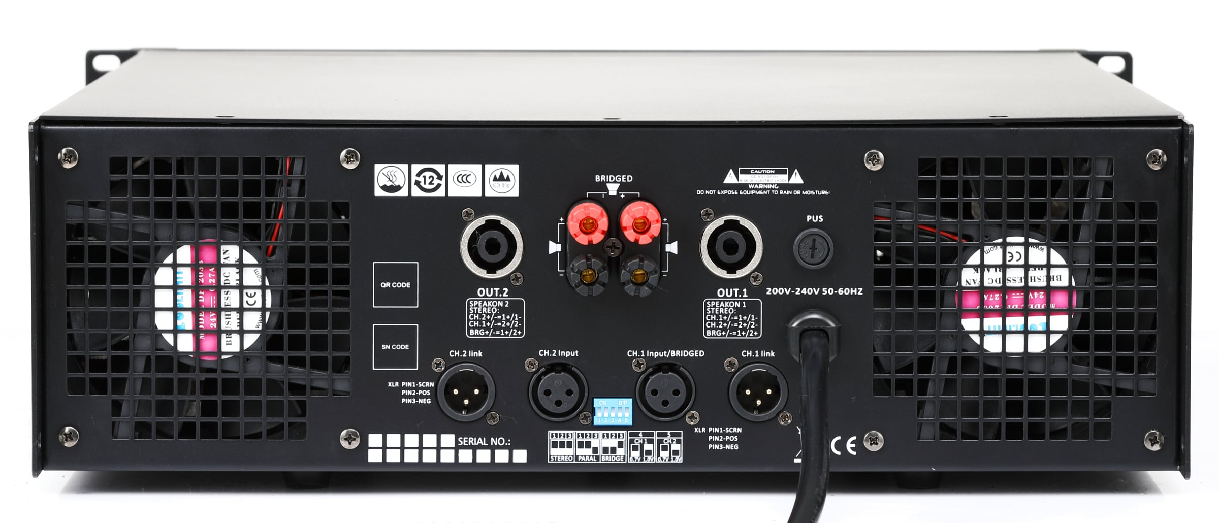 Công suất AAP DX-18002