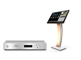 Bộ đầu màn VietKtv HD3T Plus + Màn 22 inch