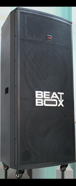 Loa kéo di động Acnos KB Beatbox KB62