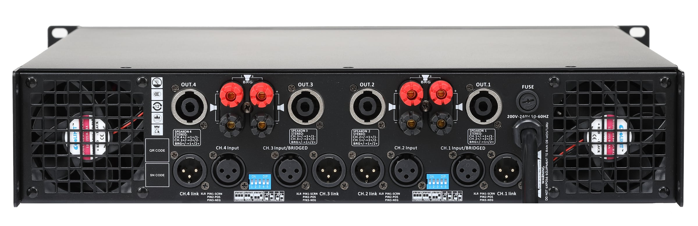 Công suất AAP DX-8004