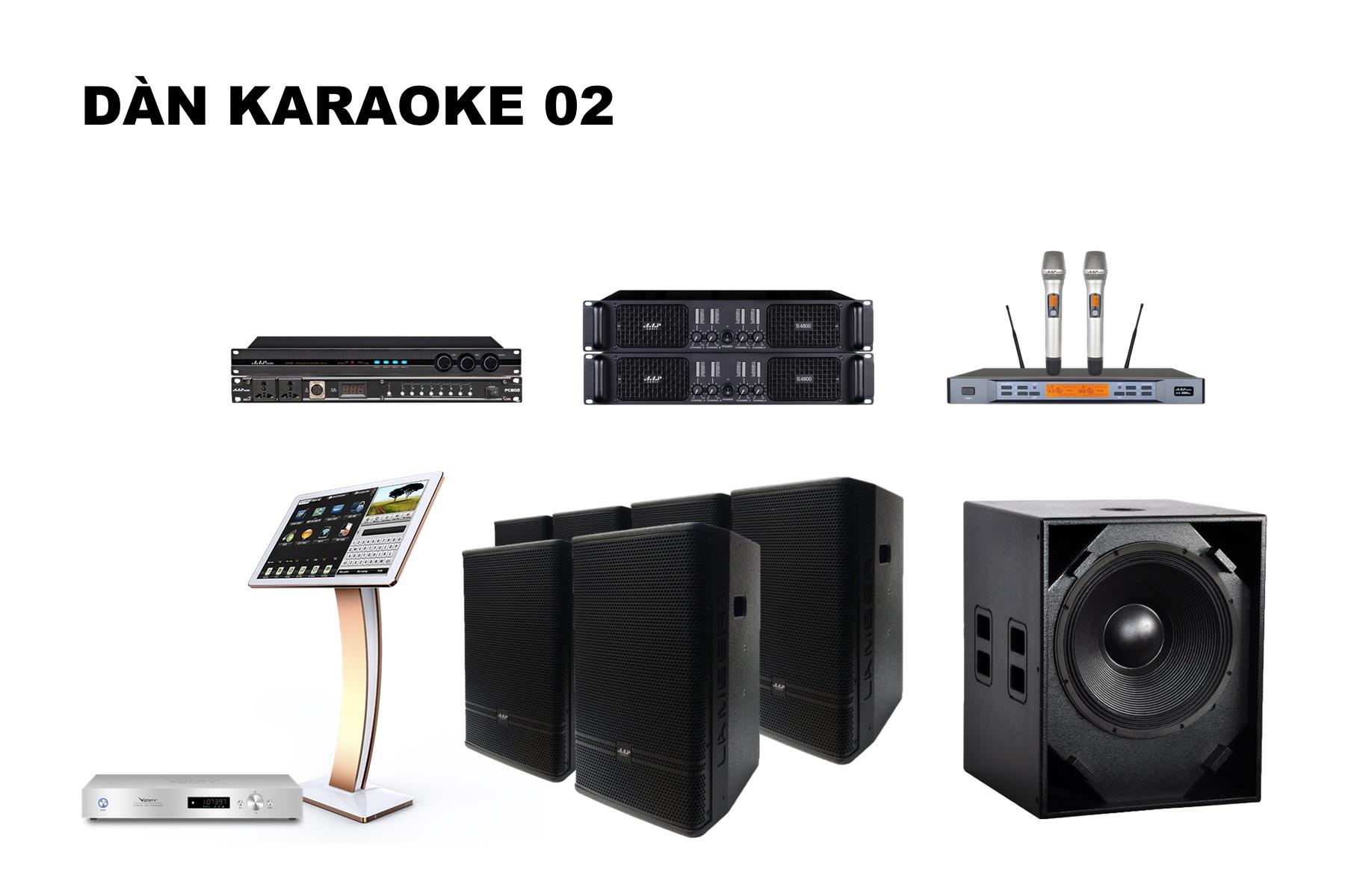 Dàn karaoke K18-02