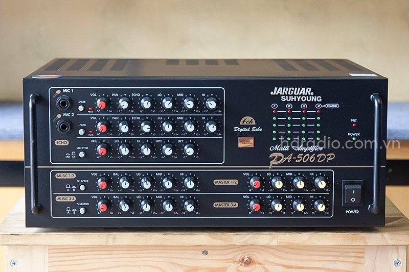 Amply Jarguar PA - 506DP