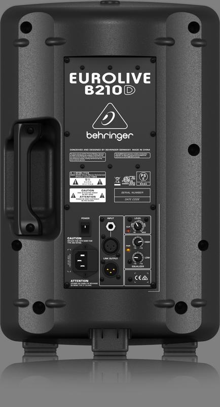 Loa toàn dải Behringer B210D